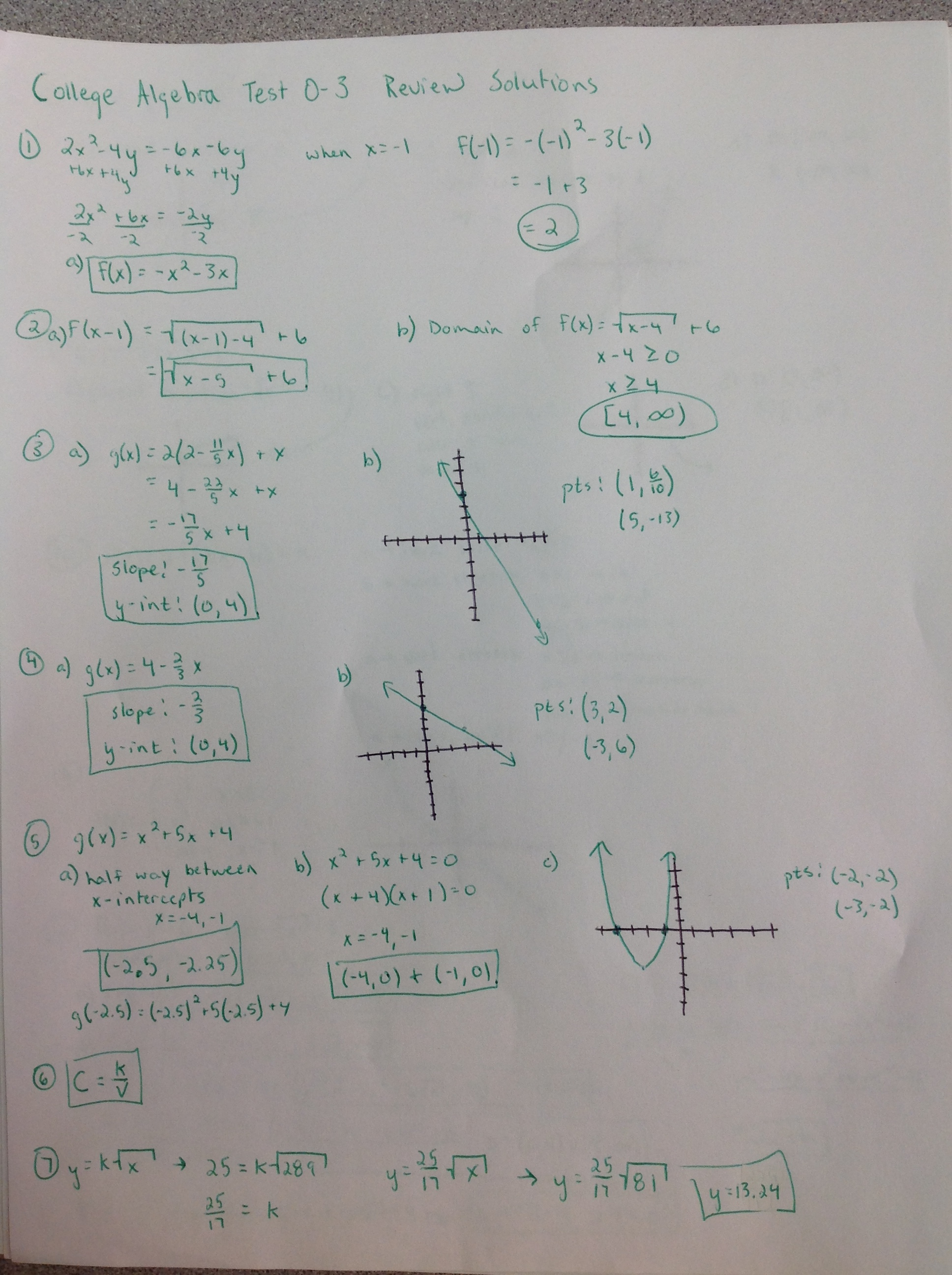 algebra 2 essay questions Algebra practice questions – solving equations and word problems basic algebra is a common subject for the following exams: college entrance , high school.