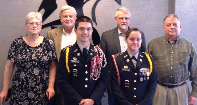 """how jrotc builds character and leadership Jrotc builds character and leadership by: micheala fisher have you ever asked yourself, """"am i a leader or a follower"""" the answer is up to the individual."""