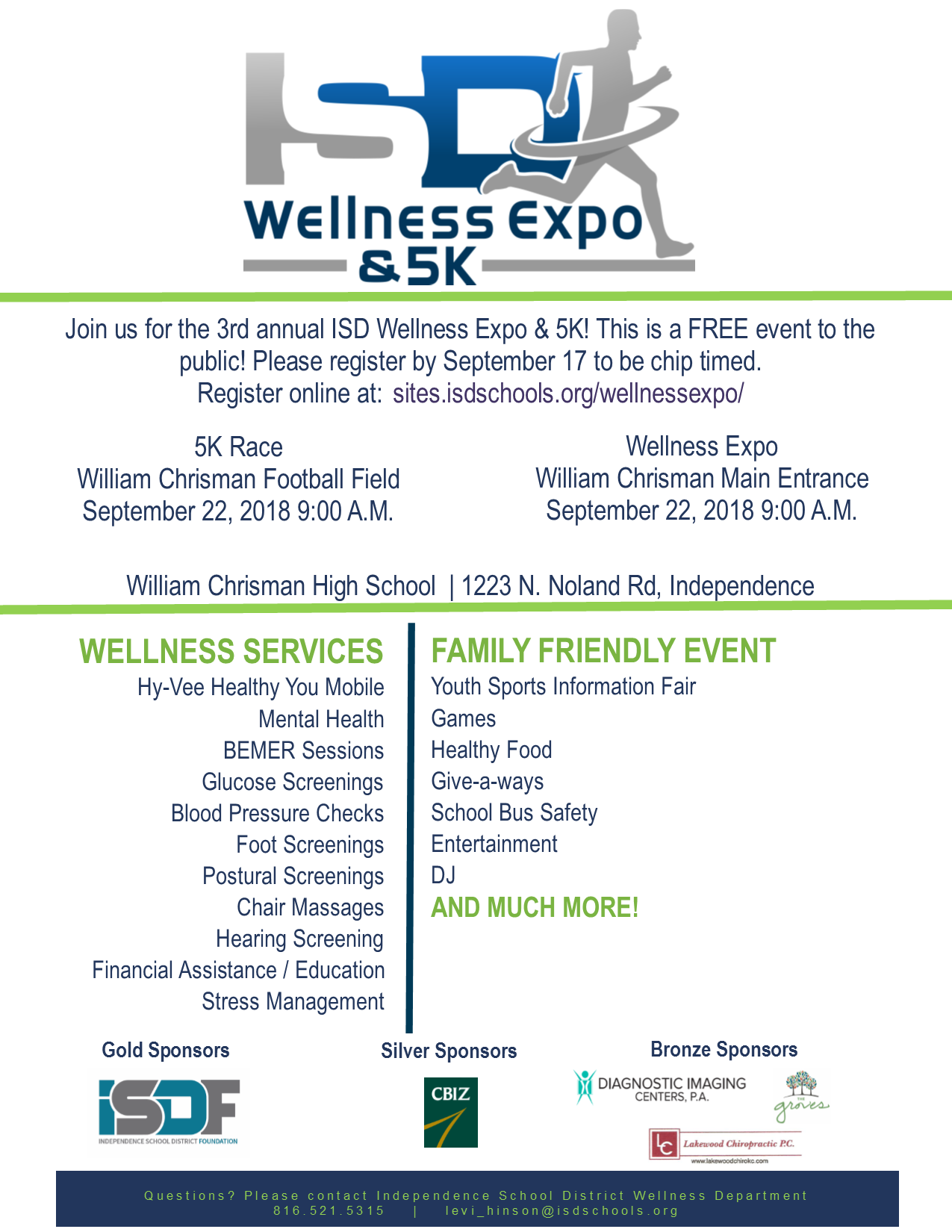 Wellness Expo & 5K 8.5 by 11 Flyer (1)