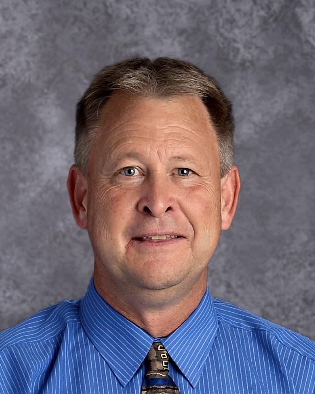 Principal Mike Becker